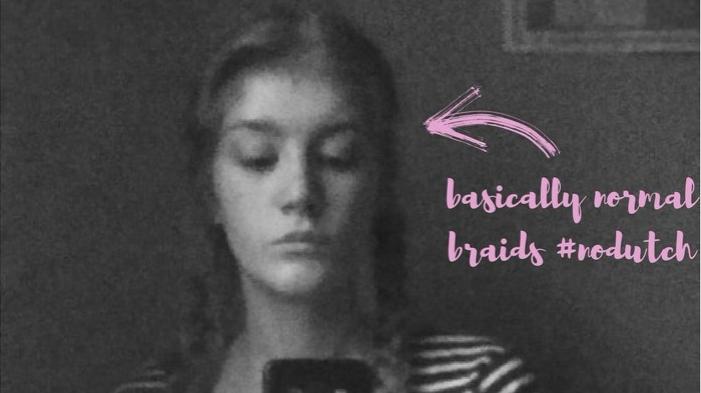 basically normal braids 'nodutch