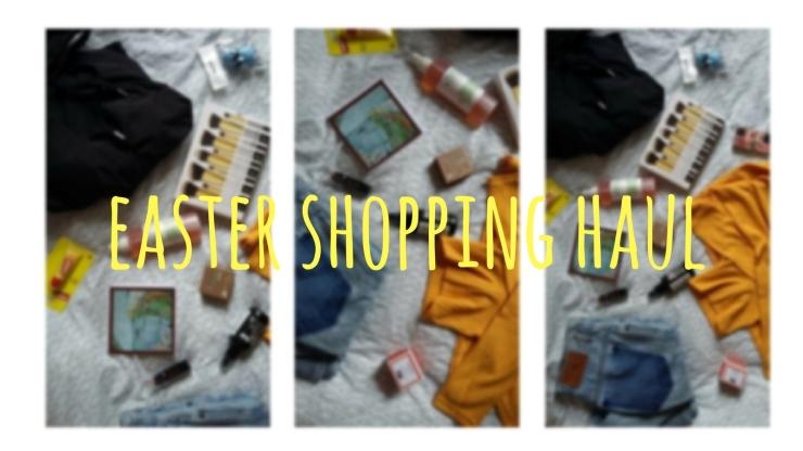 easter shopping haul